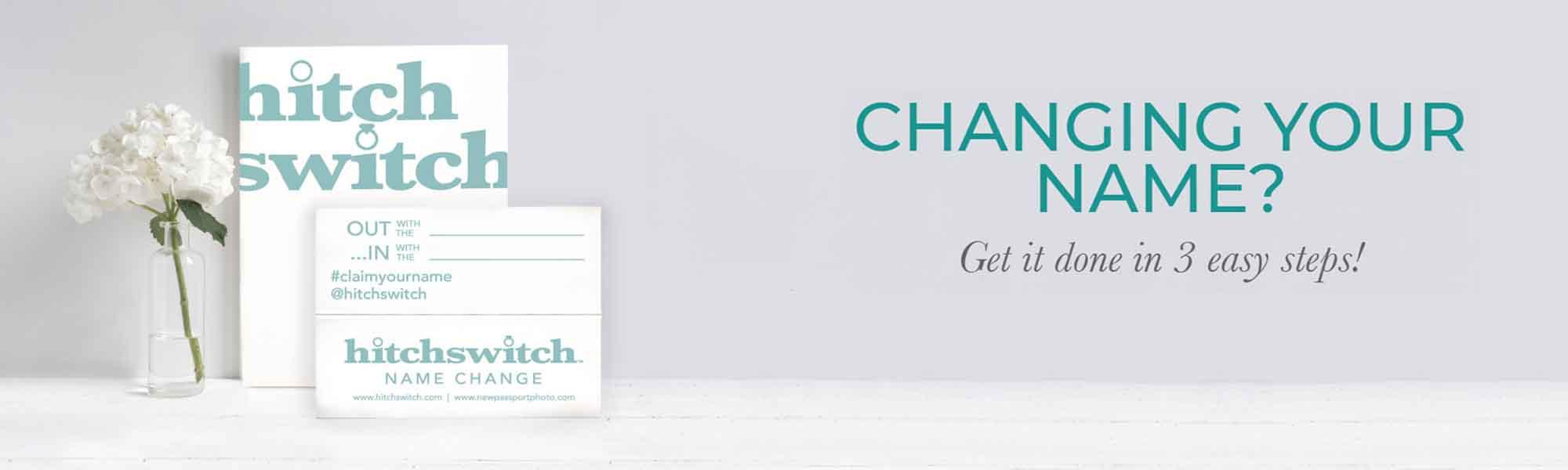 hitch switch name change kit