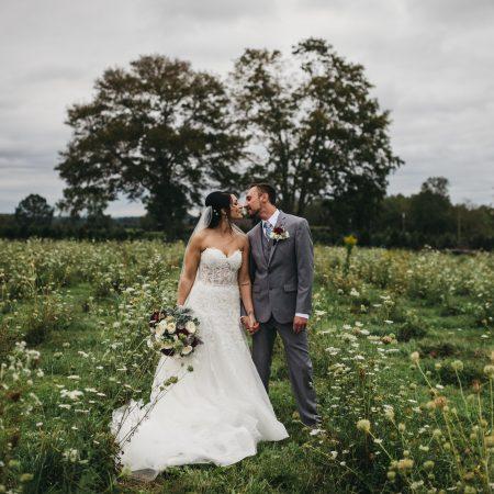 Jordan and Eric wedding
