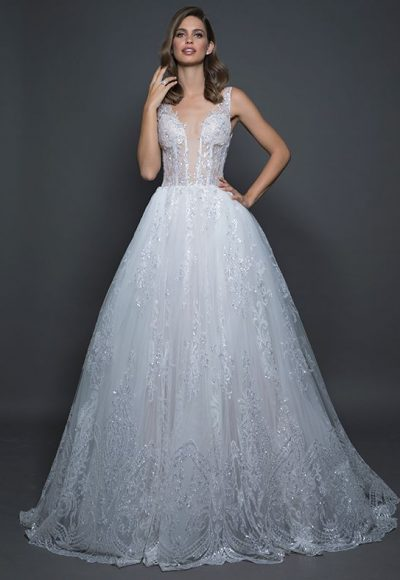 Search results for: satin | Page 7 | Kleinfeld Bridal
