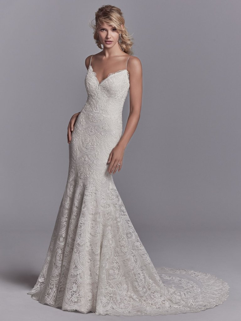 Sexy Lace Wedding Dress