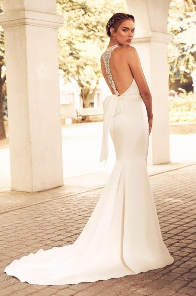 Racerback Wedding Dress