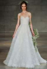 Romantic A-line Wedding Dress by Reem Acra - Image 1