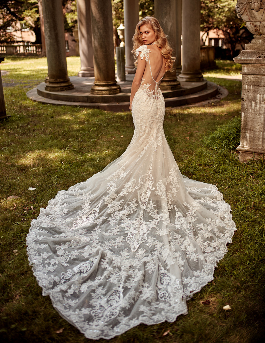 8b521ef050b Sweetheart Neck With Embellished Spaghetti Straps And Beaded Lace Wedding  Dress