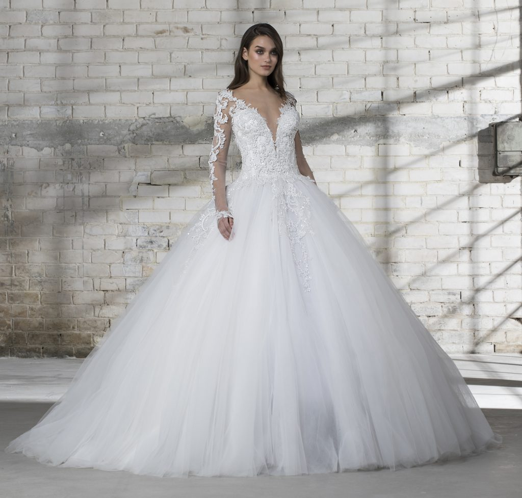 Most Popular Bridesmaid Dress: 2019 LOVE By Pnina Tornai Collection