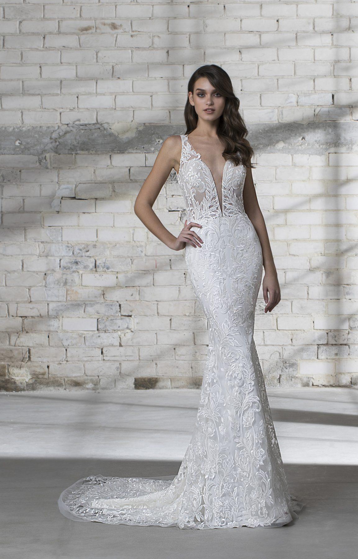 uks leading bridal designer - 736×1150