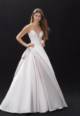 Classic Ball Gown Wedding Dress by Madison James - Image 1