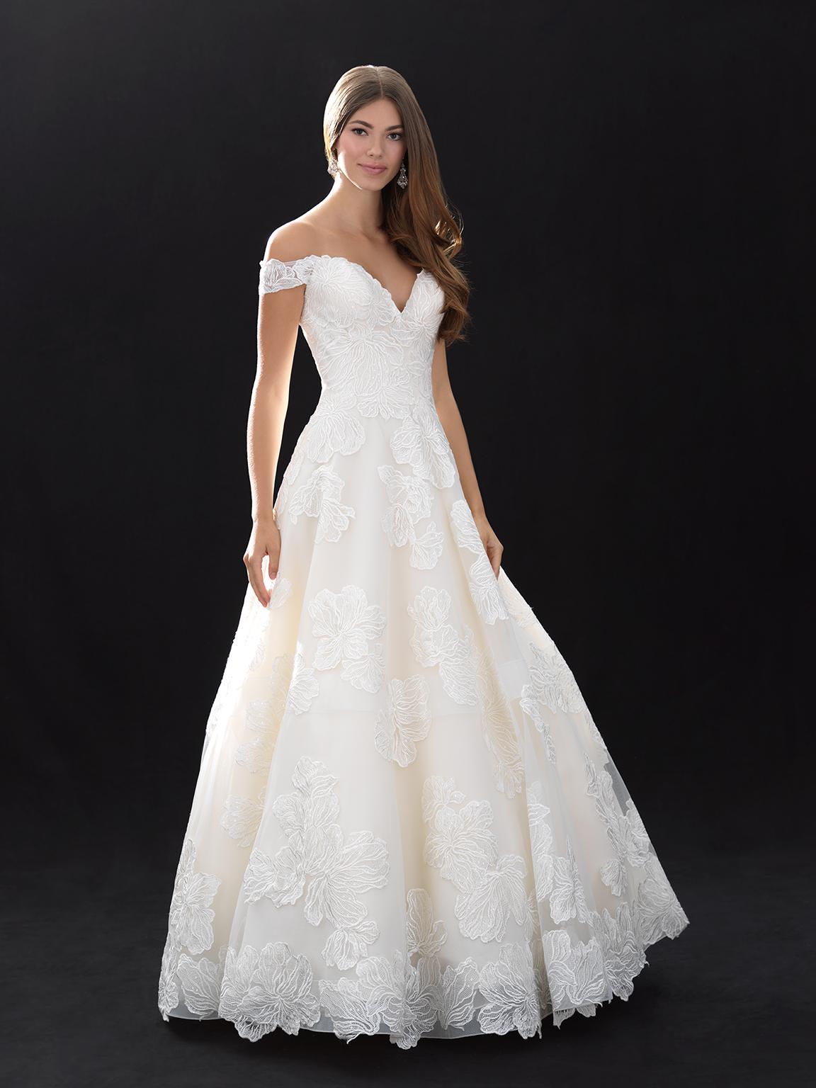 Classic Ball Gown Wedding Dress   Kleinfeld Bridal