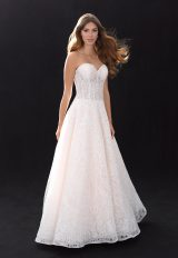 Romantic Ball Gown Wedding Dress by Madison James - Image 1