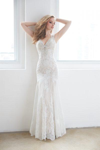 Open Back Wedding Dresses