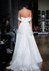 Full Lace Sweetheart Neck Ball Gown Wedding Dress by Rivini - Image 2