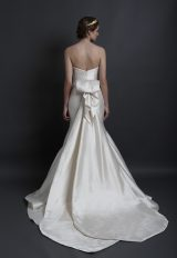 Strapless Sweetheart Neckline Fit And Flare Wedding Dress by Sareh Nouri - Image 2