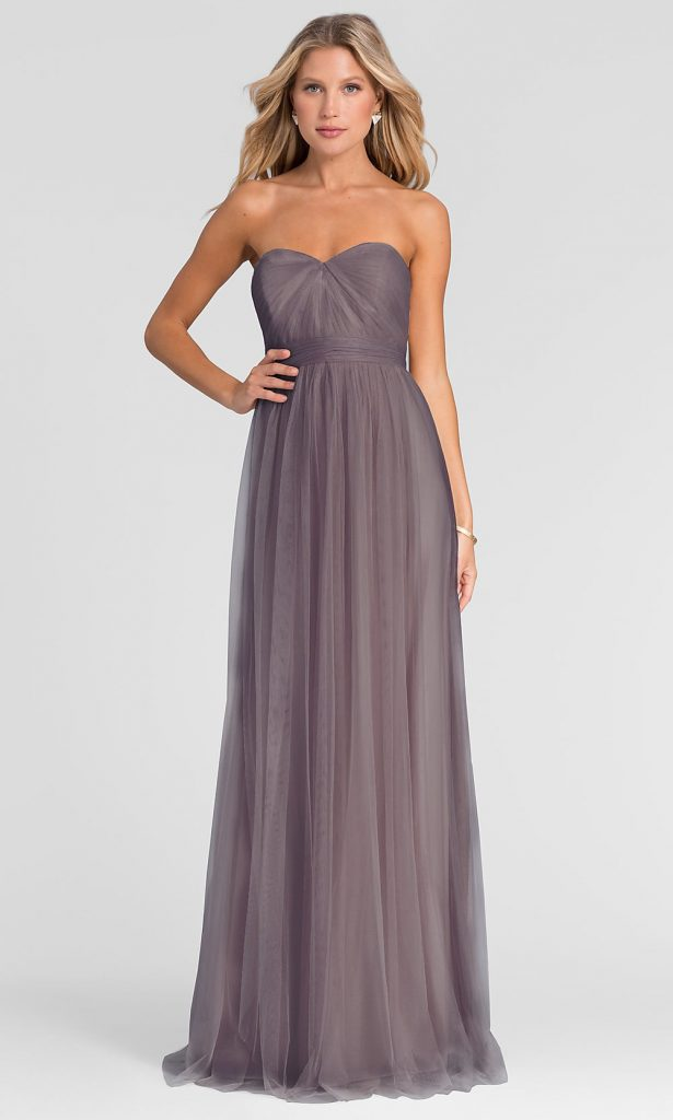 ANNABELLE CONVERTIBLE BRIDESMAID DRESS BY JENNY YOO Kleinfeld Bridal Party