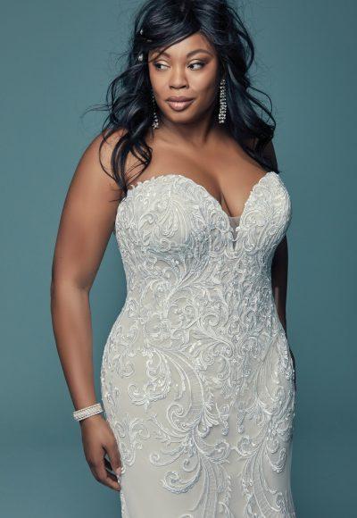 Wedding Dresses for Curvy Women