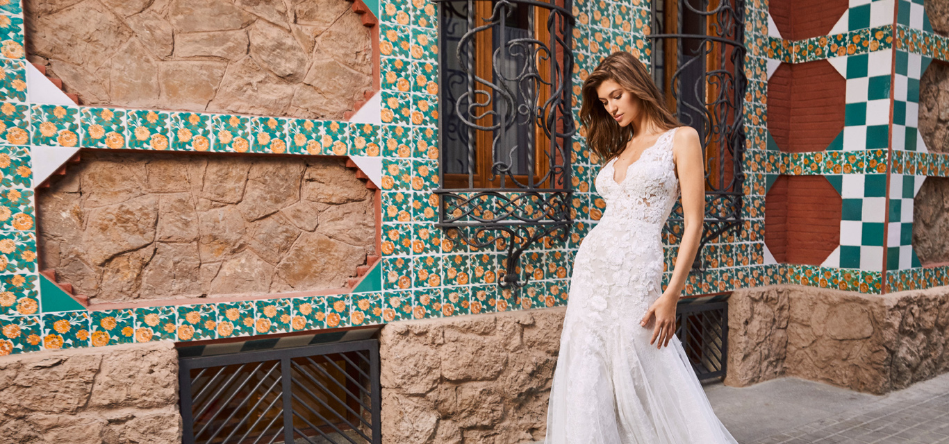 Pronovias x Kleinfeld Exclusive Wedding Dresses