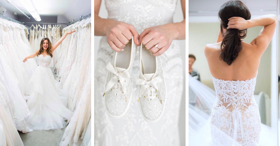 What should be factored into your wedding dress budget