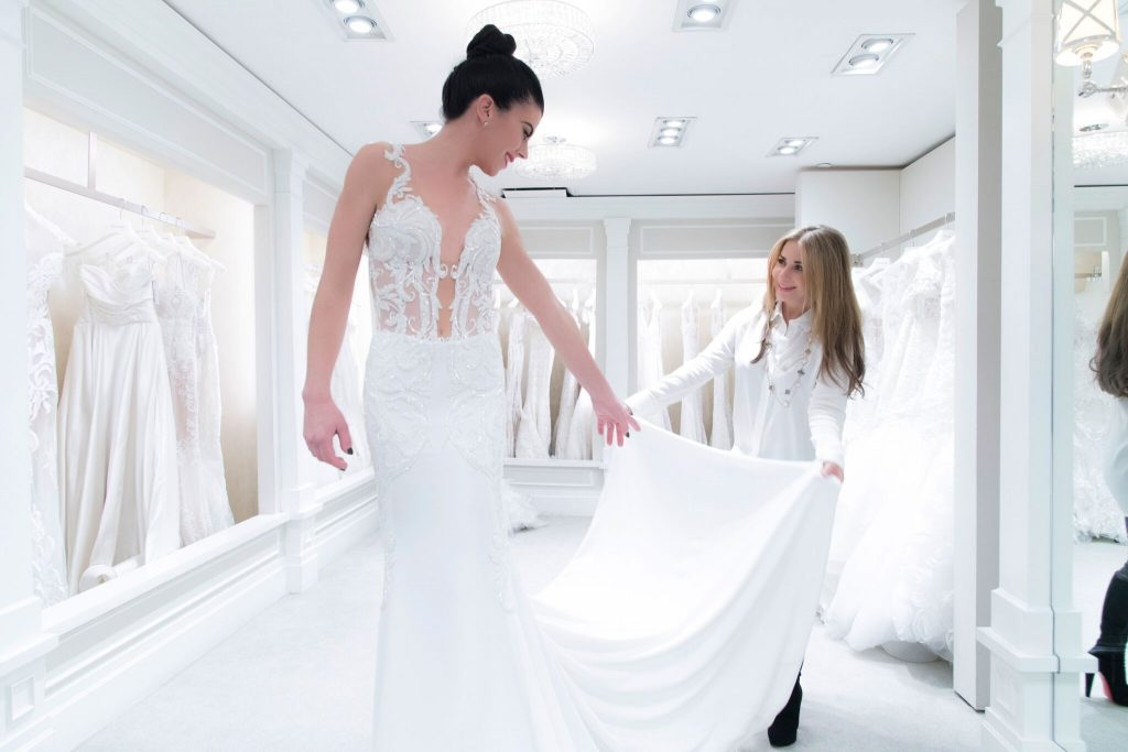 Pnina Tornai S Tips To Avoid Bridal Anxiety Kleinfeld Bridal