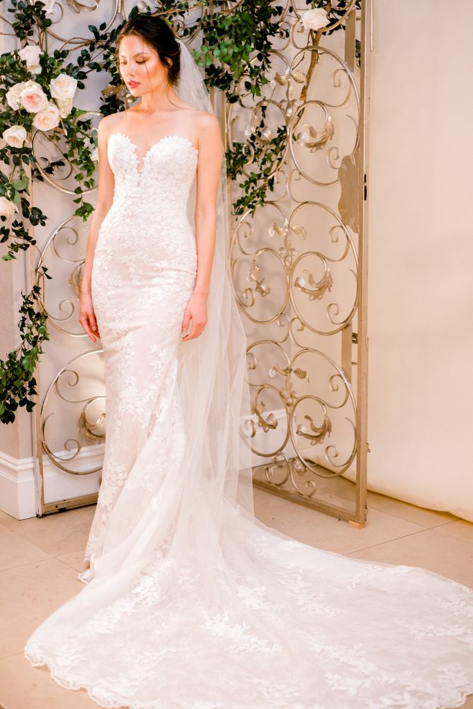 Pronovias x Kleinfeld Wedding Dresses Launch Party