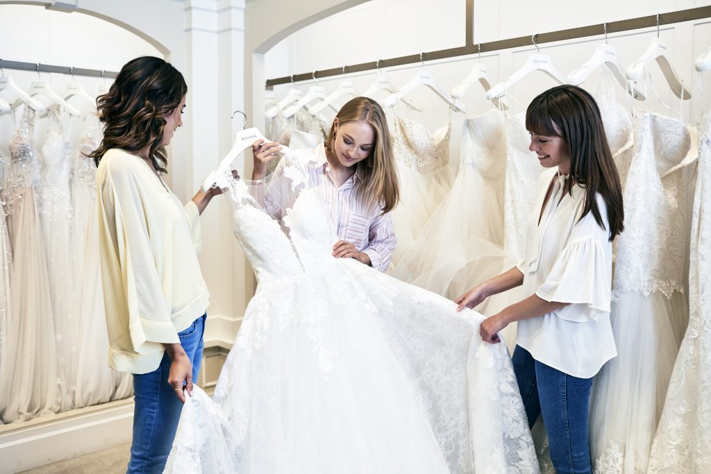 Here's How to Find Your Dream Wedding Dress—Kleinfeld Bridal