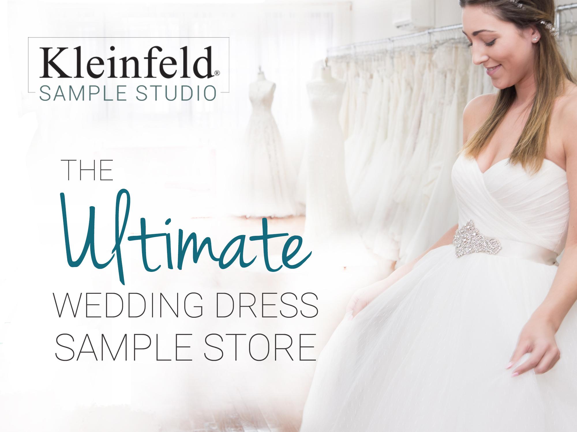 Wedding Dress Sample Sale.Kleinfeld Sample Sales Kleinfeld Bridal
