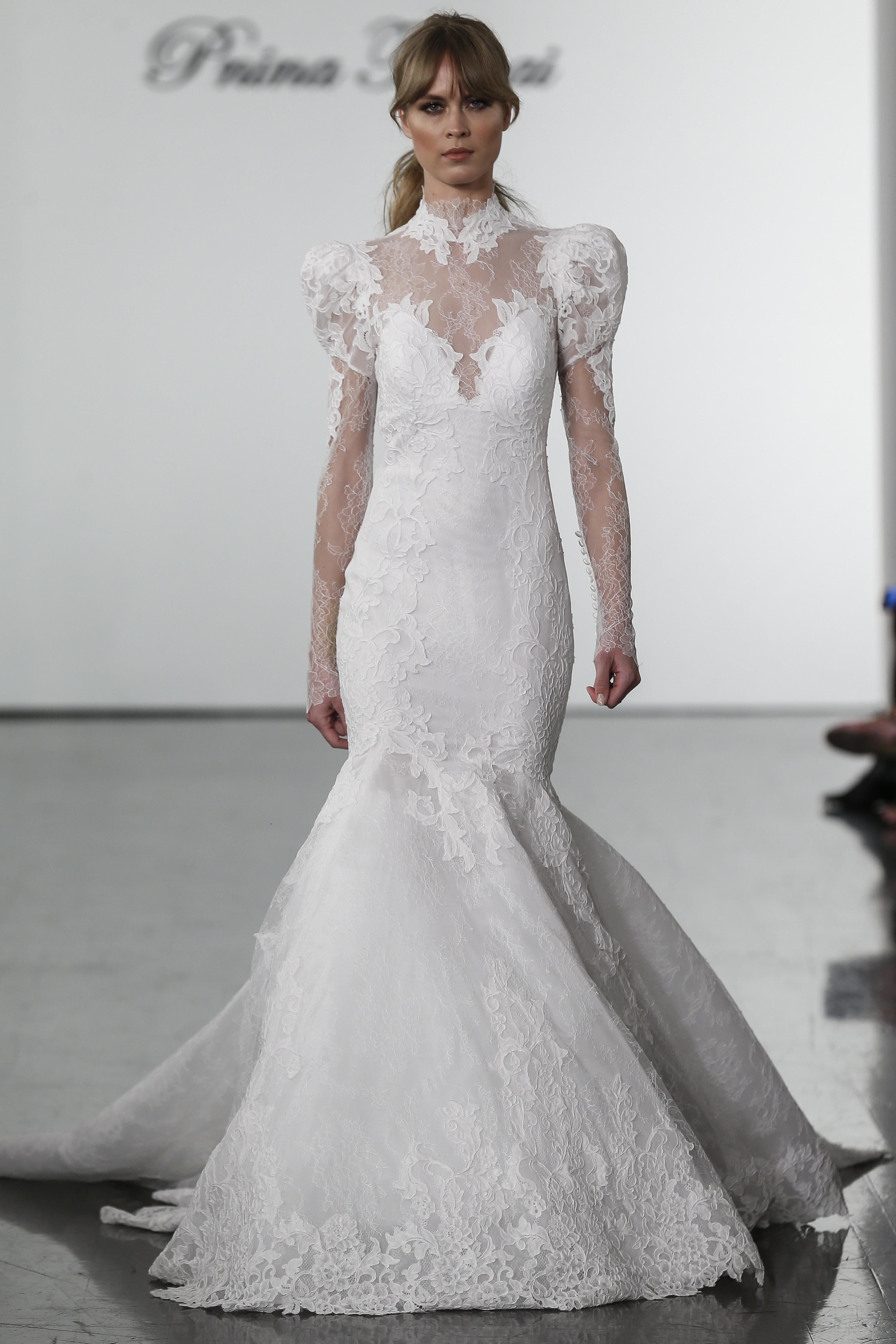 high neck sleeve wedding dress, OFF 20,Buy