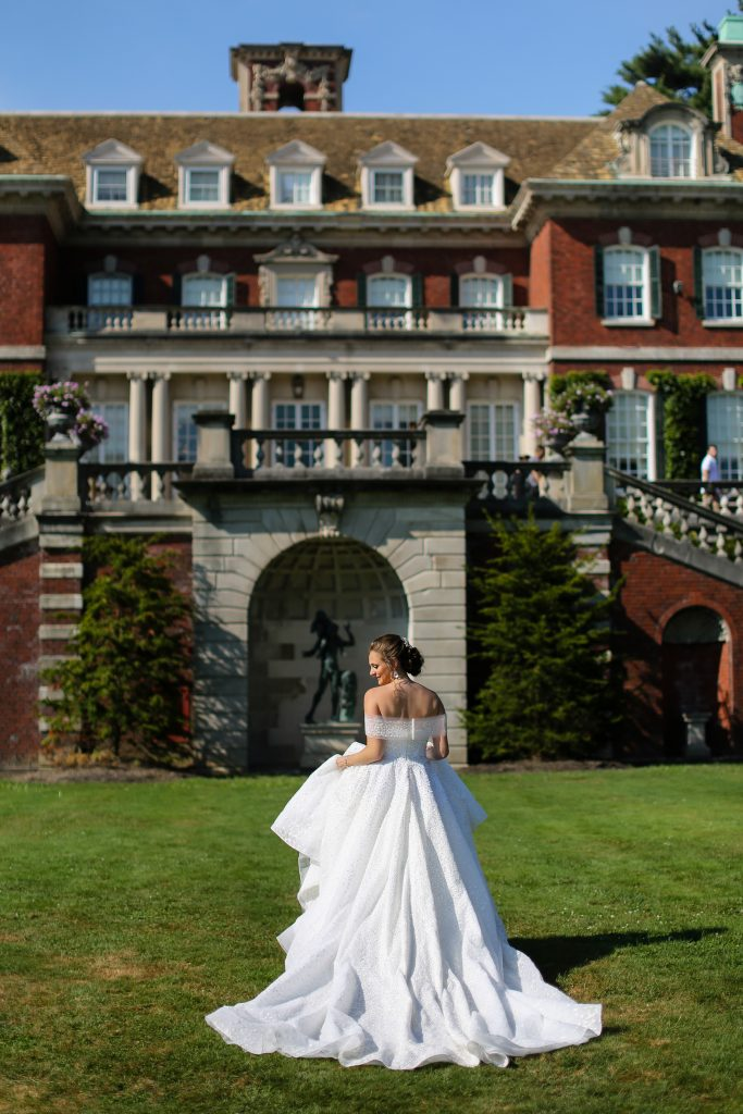 Kleinfeld Employee Michelle's Wedding to Jared—Anthony Vazquez Photography