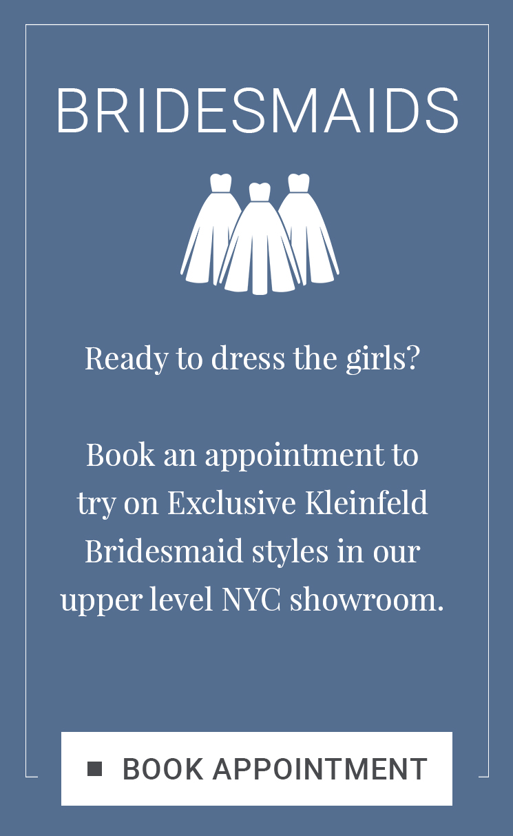 Book a Bridesmaid Appointment