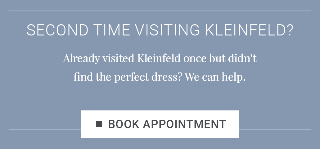 Book an Appointment | Kleinfeld Bridal