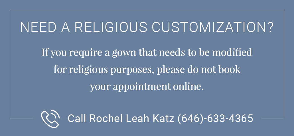 Bridal Appt - Religious