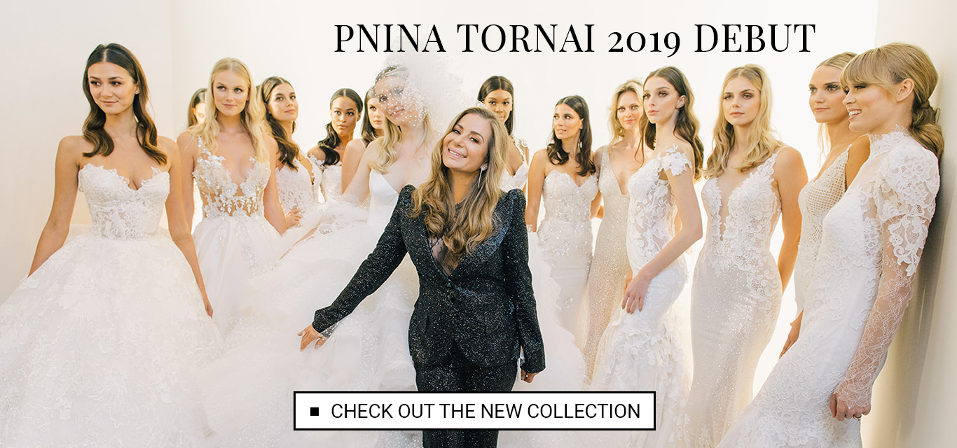 Updated Pnina Tornai 2019 Collection