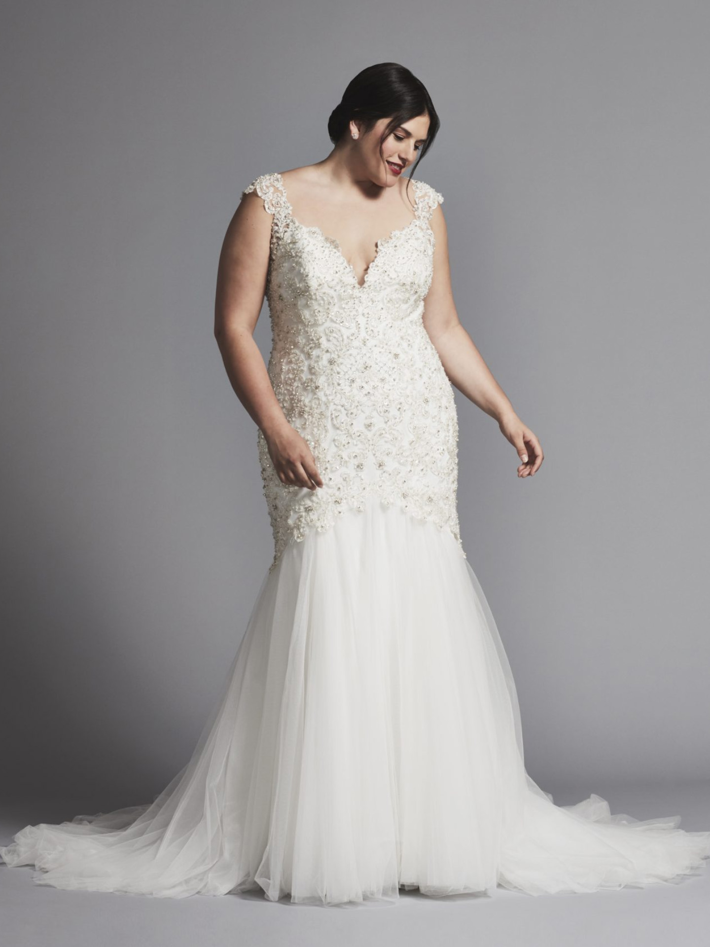 danielle-caprese-mermaid-wedding-dress-with-beaded-bodice-and-tulle-skirt-113180xs