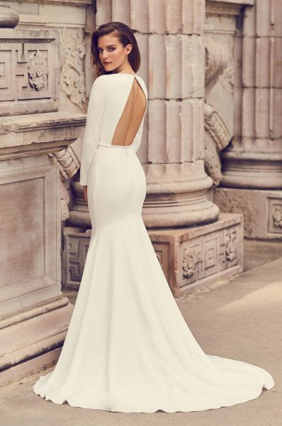 Open Back Dress Wedding Off 78 Buy