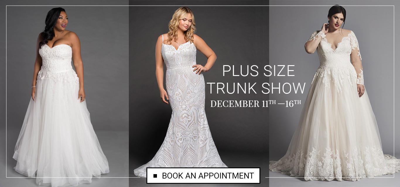 plus size trunk show banner
