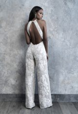 Fully Lace Open Back Jumpsuit by Madison James - Image 2