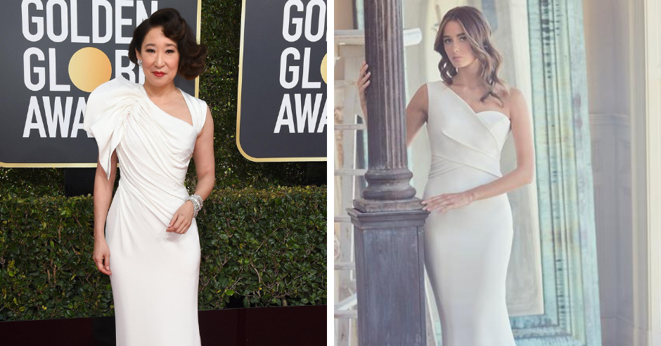 Get the Look: The 2019 Golden Globes—Copy your favorite celebrity look for your wedding day with these wedding dresses from Kleinfeld Bridal!