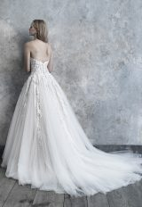 Strapless Tulle Ball Gown by Madison James - Image 2