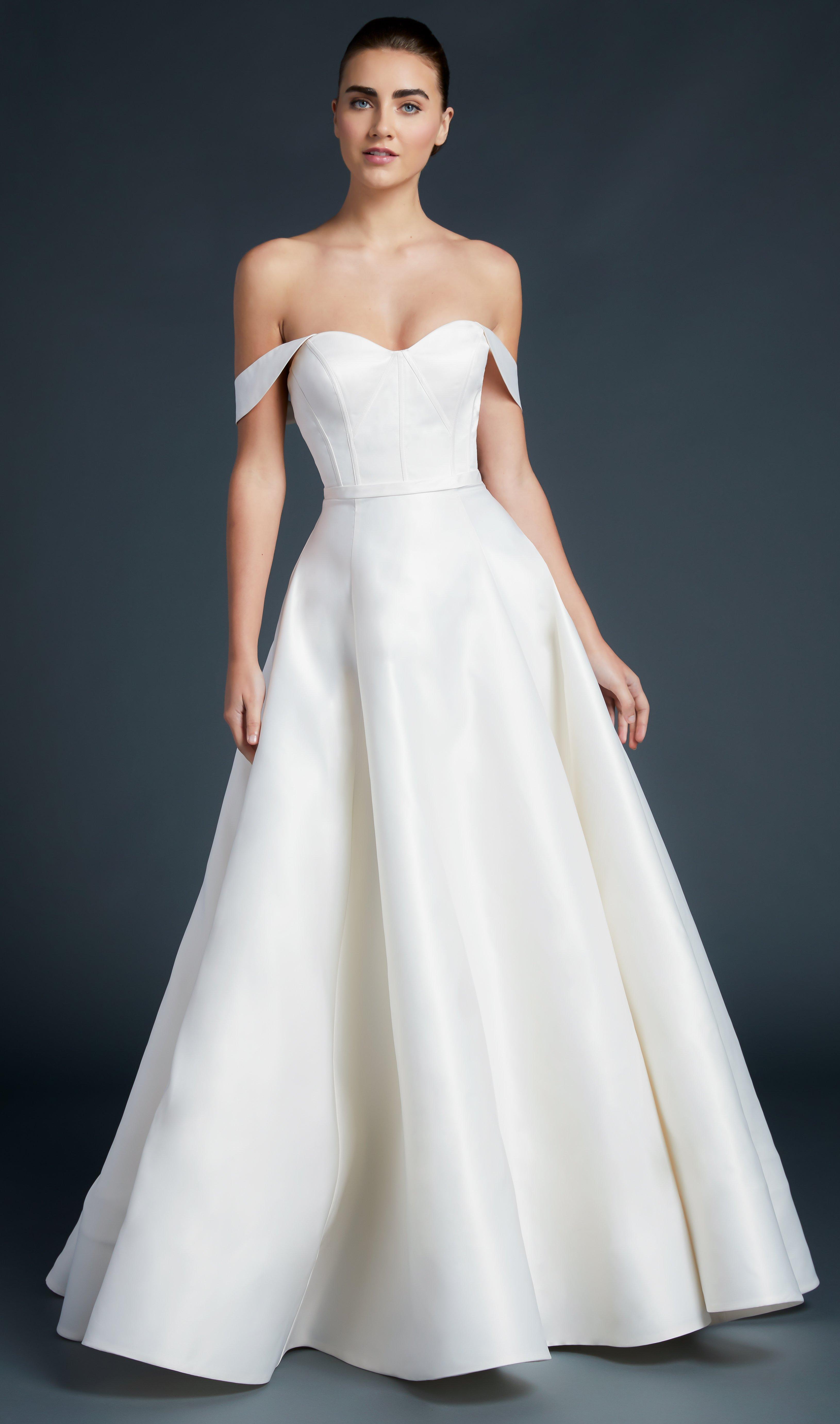6687f48f3ab Wedding Dresses Sweetheart Neckline A Line - Gomes Weine AG