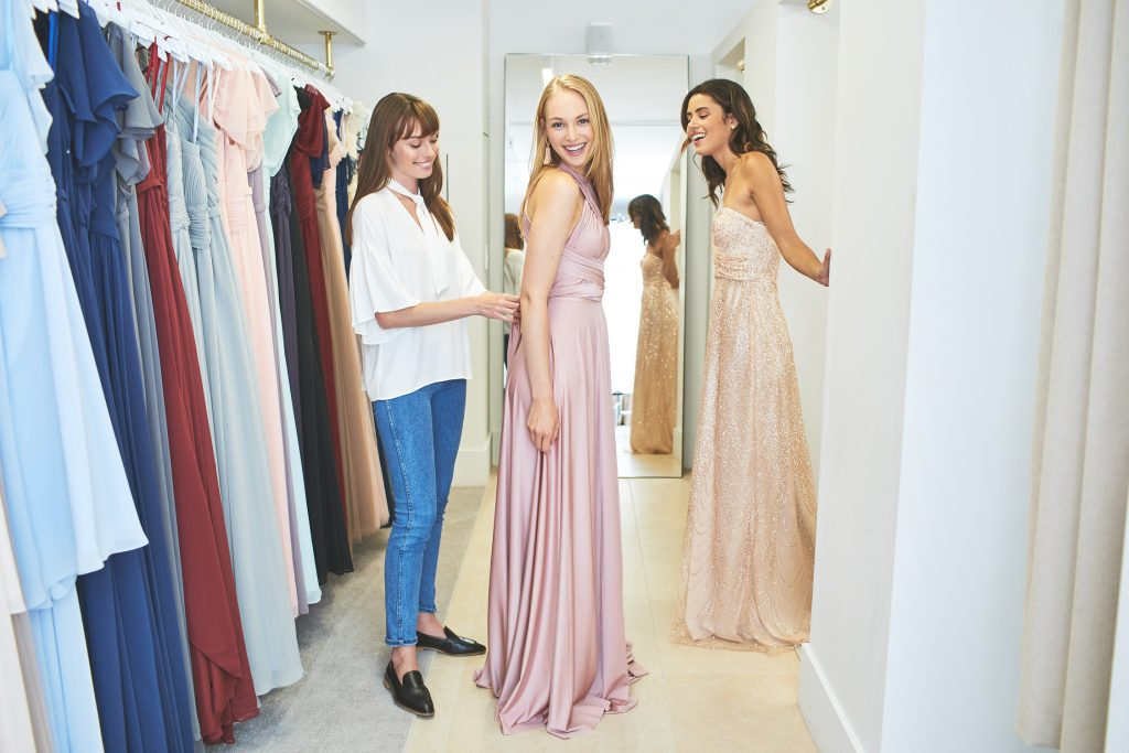 Bridesmaid Shopping Survival Guide—Kleinfeld Bridal