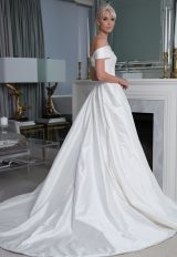 Off The Shoulder Ball Gown by LEGENDS Romona Keveza - Image 2