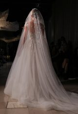 Illusion Sweetheart Lace Bodice A-line Wedding Dress by Reem Acra - Image 2