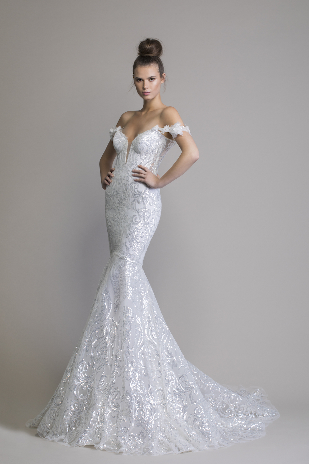 Pnina Tornai's new LOVE 2020 Collection is out! This is style 14753