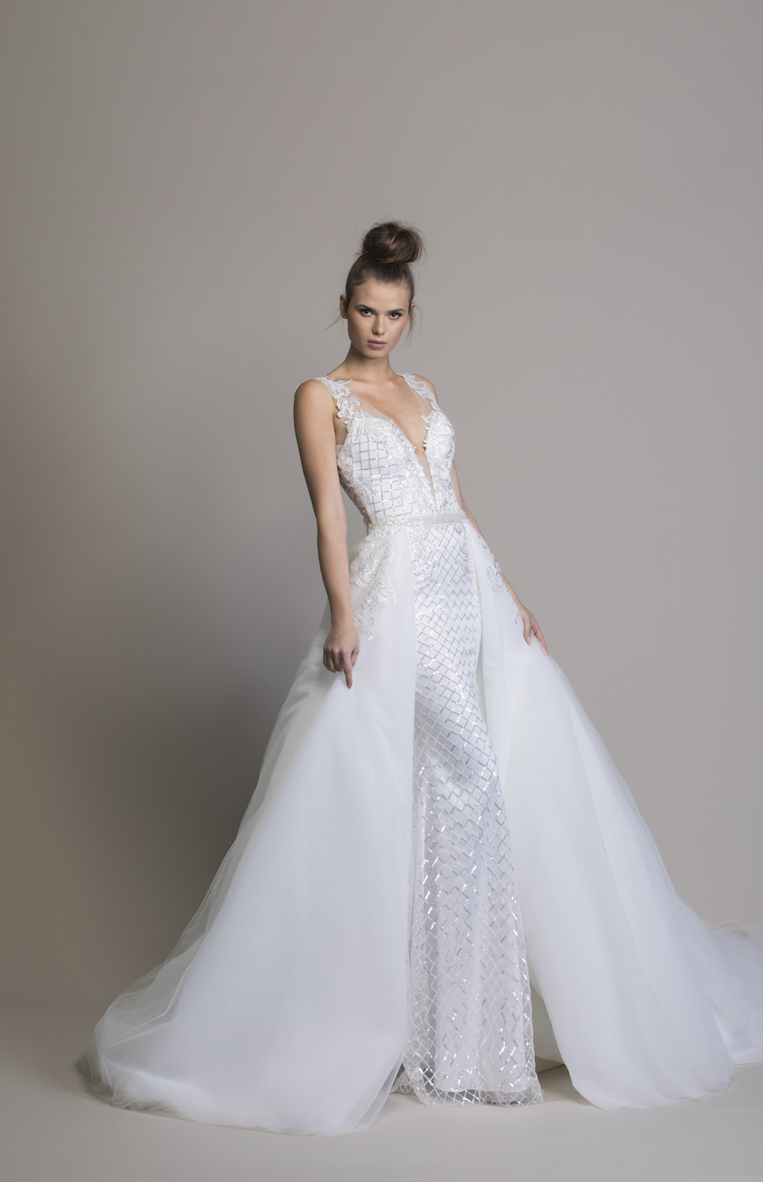 Pnina Tornai's new LOVE 2020 Collection is out! This is style 14754