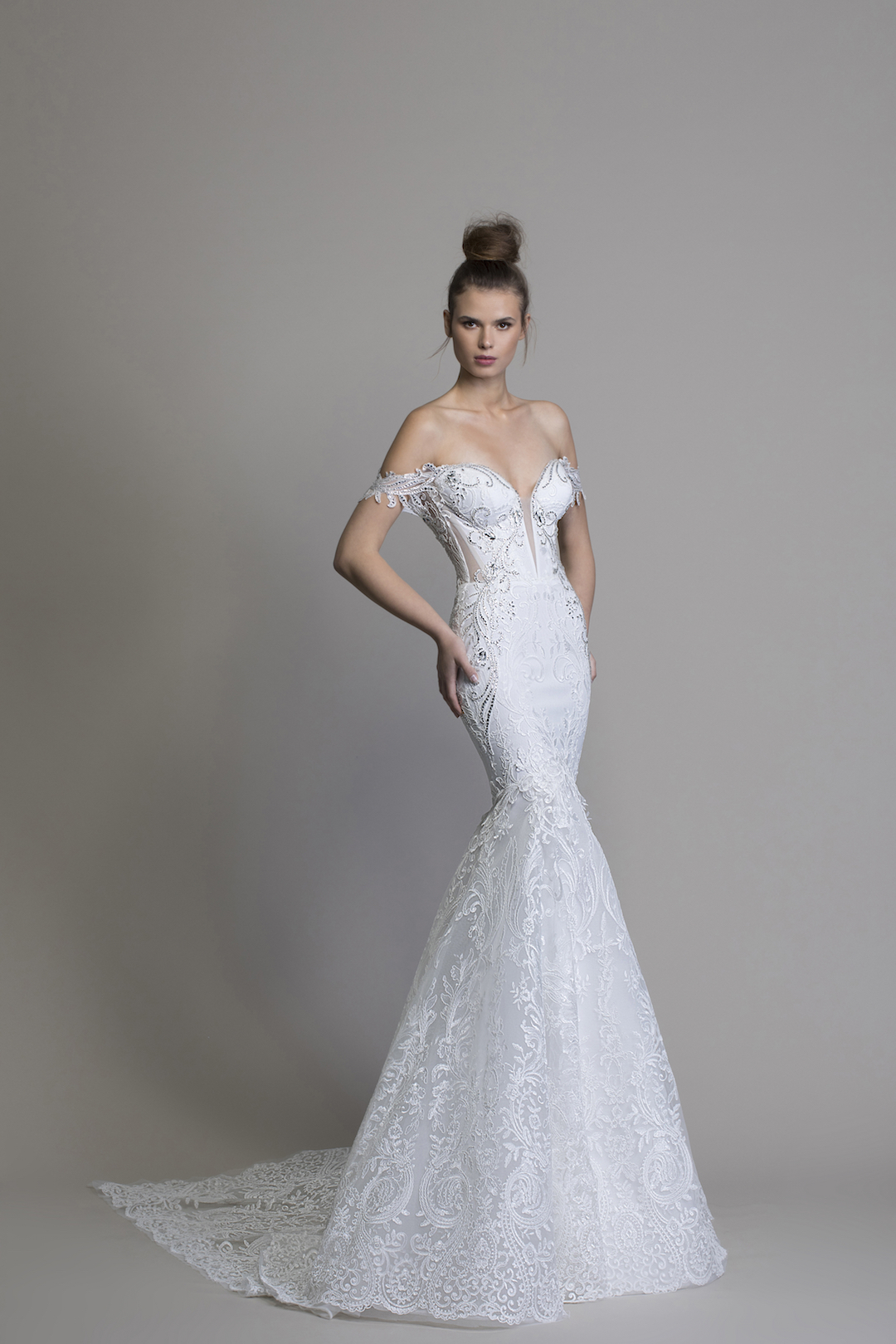 Pnina Tornai's new LOVE 2020 Collection is out! This is style 14776