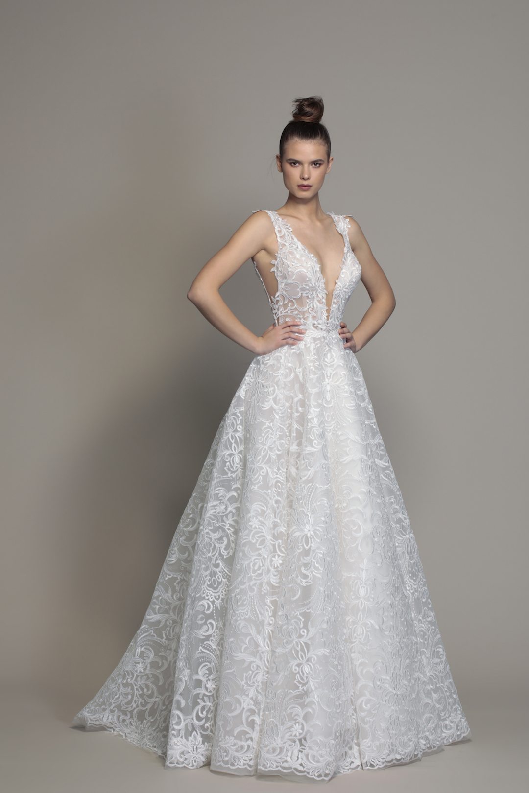 Pnina Tornai's new LOVE 2020 Collection is out! This is style 14780