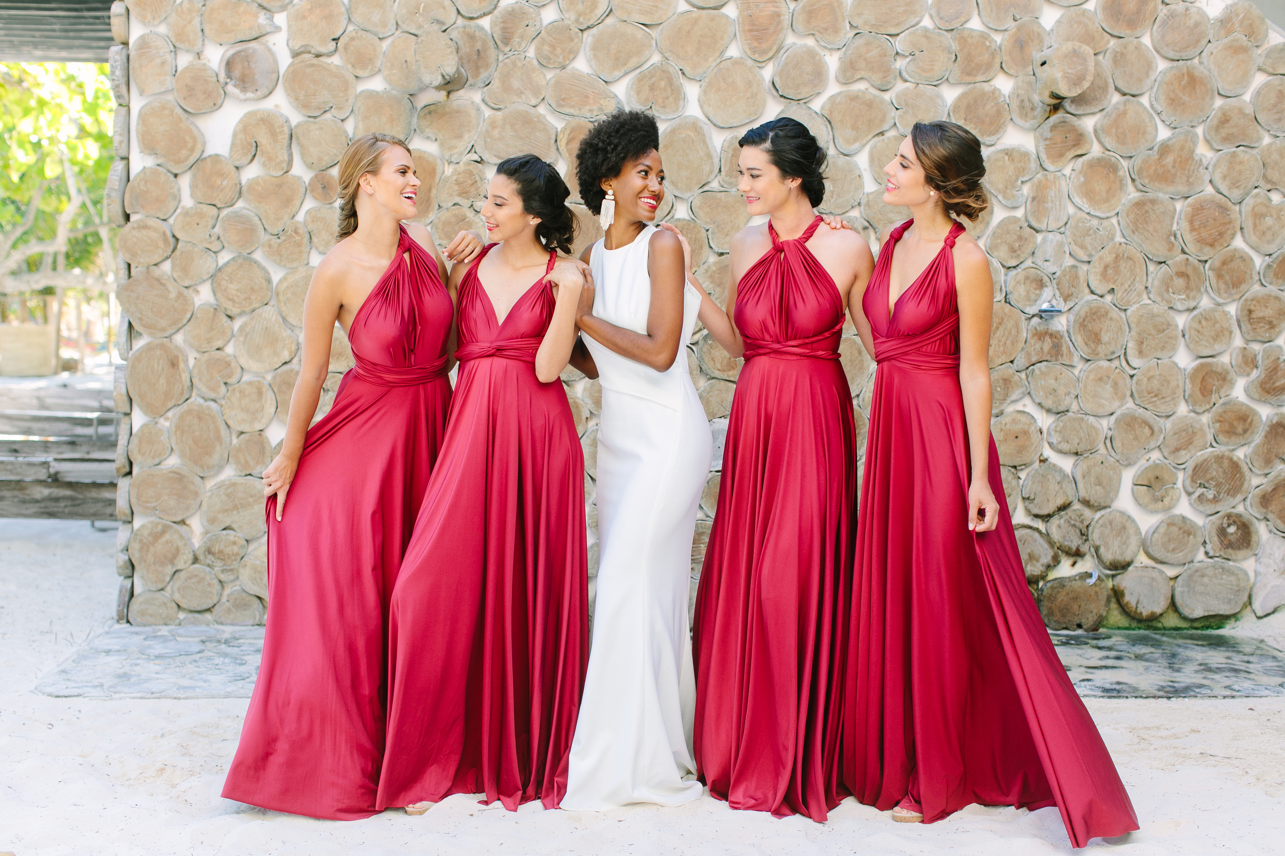 Affordable Bridesmaid Dresses Perfect For Destination