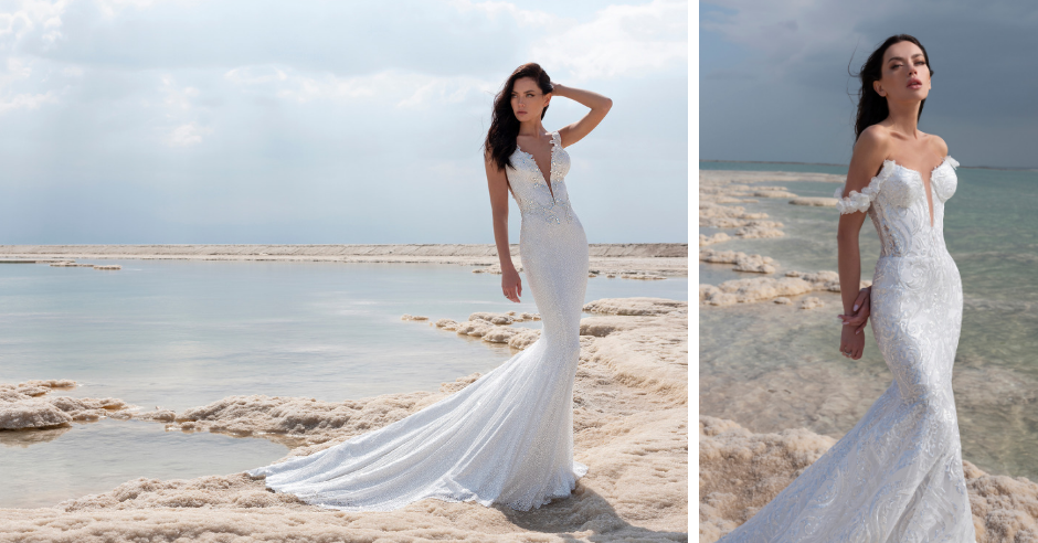 Pnina Tornai just launched a brand new wedding dress collection at Kleinfeld Bridal! Introducing the LOVE by Pnina 2020 Collection