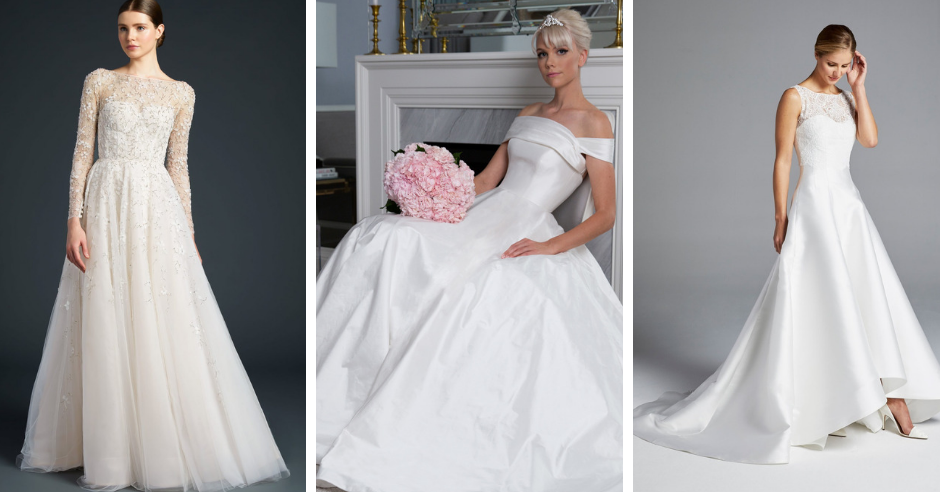 We've rounded up our top tips to shop for wedding dresses as a bride with a larger chest—keep these ideas in mind when shopping at Kleinfeld Bridal as a busty bride!