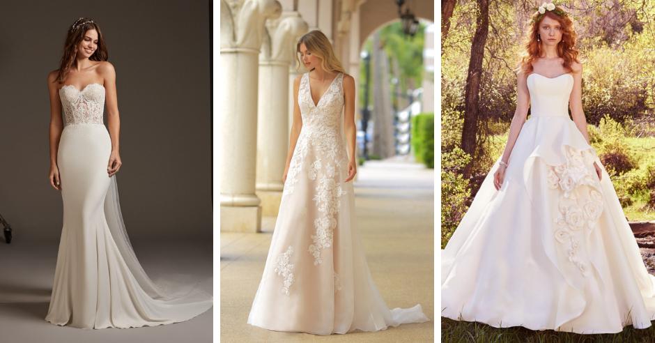 baff97145b Our Favorite Wedding Dresses Under $2000   Kleinfeld Bridal
