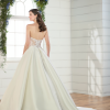 Strapless ball gown wedding dress by Essense of Australia - Image 2