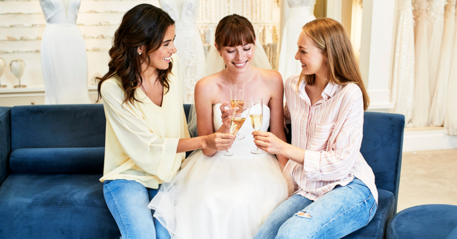 Top Tips for Wedding Dress Shopping as a Petite Bride