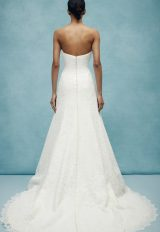 Sweetheart A-line Lace Wedding Dress by Anne Barge - Image 2